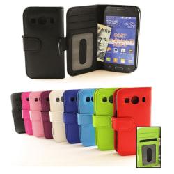 Plånboksfodral Samsung Galaxy Ace 4 (G357F) Svart