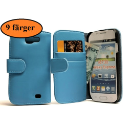 Plånboksfodral Samsung Galaxy Express Svart