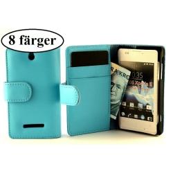 Plånboksfodral Sony Xperia E (C1605) Svart