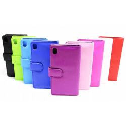 Plånboksfodral Sony Xperia Z3+ (E6553) Grön