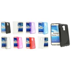 S-Line Skal Huawei Honor 7 Lite (NEM-L21) Vit