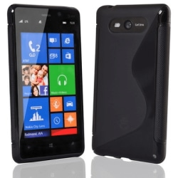 S-Line skal Nokia Lumia 820 Röd