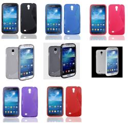 S-line skal Samsung Galaxy Mega (i9205) Hotpink
