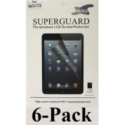 """Samsung Tab 4 (7"""") 6-pack Skärmskydd (T230) (T235)"""