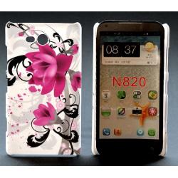 Skal Nokia Lumia 820 (Blomma)