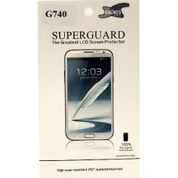 Skärmskydd Huawei Ascend G740