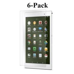 Skärmskydd Sony Xperia Tablet Z3 Compact (SGP611) 6-Pack