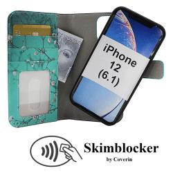 Skimblocker Magnet Designwallet iPhone 12 (6.1)