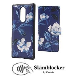 Skimblocker Magnet Designwallet Sony Xperia 1 (J9110)