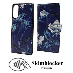 Skimblocker Magnet Designwallet Sony Xperia 10 II
