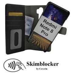 Skimblocker Magnet Wallet Xiaomi Redmi Note 8 Pro