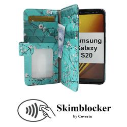 Skimblocker XL Designwallet Samsung Galaxy S20 (G980F/G981B/DS)