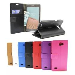 Standcase Wallet LG L Bello II (X150) Röd