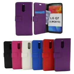 Standcase Wallet LG Q7 (LMQ610) Lila