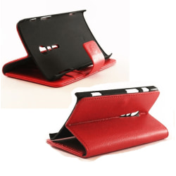 Standcase wallet Sony Xperia Ion (LT28i) Hotpink