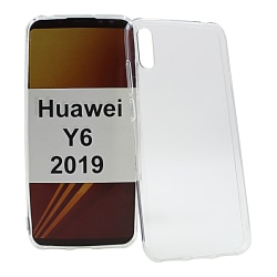 Ultra Thin TPU skal Huawei Y6 2019