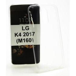 Ultra Thin TPU skal LG K4 2017 (M160)