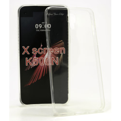 Ultra Thin TPU skal LG X Screen (K500N)