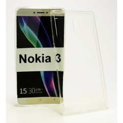 Ultra Thin TPU Skal Nokia 3