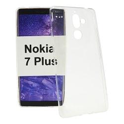 Ultra Thin TPU Skal Nokia 7 Plus