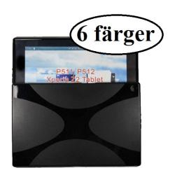 X-Line skal Sony Xperia Tablet Z2 (SGP 511) Svart