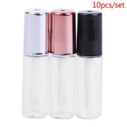 10st / uppsättning 1,5 ml tomma läppglansrör läppbalsamrör läppstift Co.