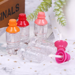 5ML Cola Lip Gloss Tube Tom Refillable Lipstick Cosmetic Make