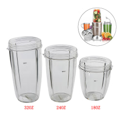 Mugg Tall Cup For NutriBullet 900W Juicer Cup Mixer Accessory 18 32OZ