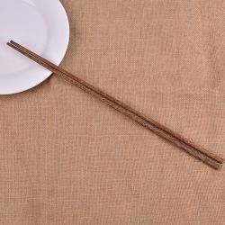 One Pair Hot Pot Long Wood 42cm Chopstick Chopsticks Healthy No onesize