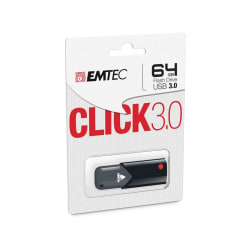 USB-minne 3.0 64GB Click