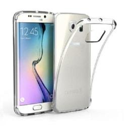 Samsung Galaxy S6 Edge Skal (Transparent) Transparent