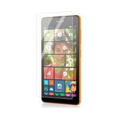 Colorfone Microsoft Lumia 535 Skärmskydd i Härdat Glas Transparent