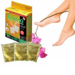 Kinoki Guld Detox plåster / Fotplåster (10-Pack) Guld one size