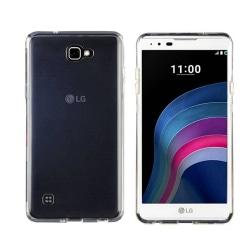 Colorfone LG X5 Skal (Transparent) Transparent