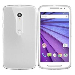 Colorfone Motorola Moto G 2015 Skal (Transparent) Transparent