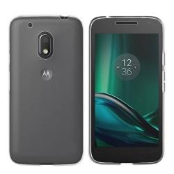 Colorfone Motorola Moto G4 Play Skal (Transparent) Transparent