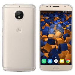 Colorfone Motorola Moto G5S Skal (Transparent) Transparent