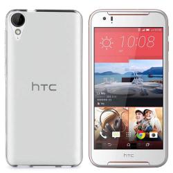 Colorfone HTC Desire 830 Skal (Transparent) Transparent