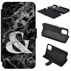 Apple iPhone 11 Mobilfodral Marmor & Svart