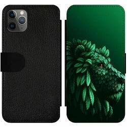 Apple iPhone 11 Pro Max Wallet Slim Case Vegan Lion