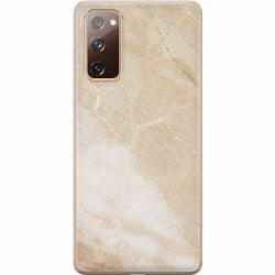 Samsung Galaxy S20 FE Mjukt skal - More Marble