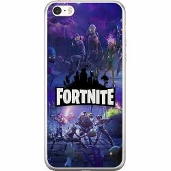Apple iPhone 5 / 5s / SE Mjukt skal - Fortnite Gaming