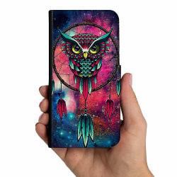 Huawei P Smart (2018) Mobilskalsväska Galaxy Uggla