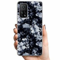 Xiaomi Mi 10T Pro 5G TPU Mobilskal Blommor