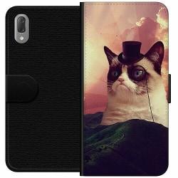 Sony Xperia L3 Wallet Case Cat Af Grund