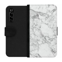 Sony Xperia 5 Wallet Case Marmor