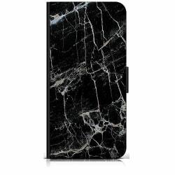 Huawei Y6s (2019) Plånboksfodral Marmor Svart