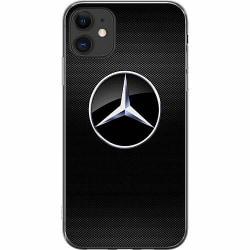 Apple iPhone 11 Mjukt skal - Mercedes