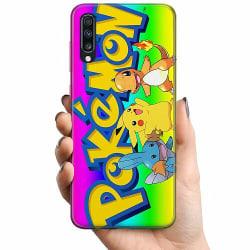 Samsung Galaxy A70 TPU Mobilskal Pokemon