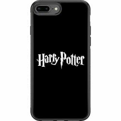 Apple iPhone 7 Plus Soft Case (Svart) Harry Potter